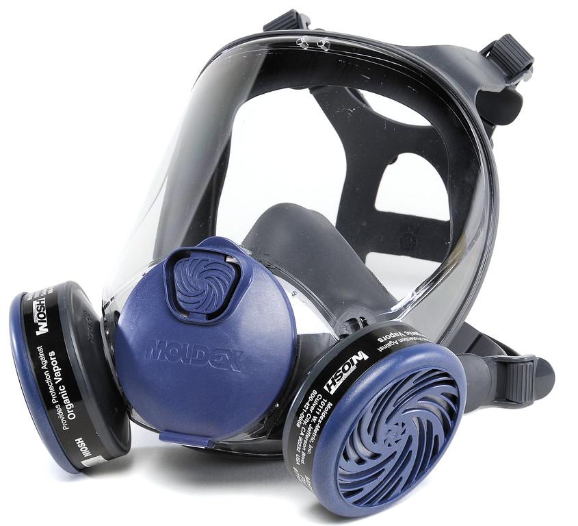 Respirador Full-Face serie 9000 Moldex